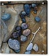 Art Rock Acrylic Print