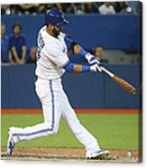 Baltimore Orioles V Toronto Blue Jays Acrylic Print