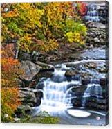 Berea Falls Acrylic Print