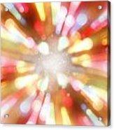 Bright Background  Acrylic Print