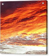 Bright Sky Acrylic Print