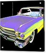 Cadillac Acrylic Print