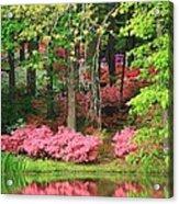 Callaway Gardens Acrylic Print