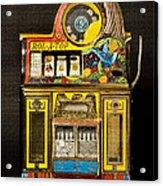 5 Cent Slot Machine Acrylic Print