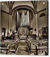 Central Presbyterian Church Acrylic Print