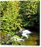 Cherry Falls Elk River Acrylic Print