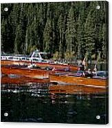 Classic Runabouts Acrylic Print