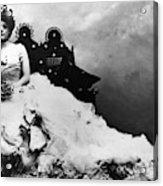 Ethel Barrymore (1879-1959) Acrylic Print