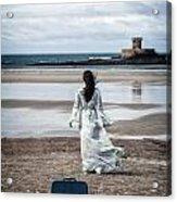 Farewell Acrylic Print by Joana Kruse
