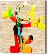 Felix The Cat Acrylic Print