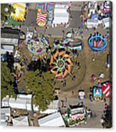 Fryeburg Fair, Maine Me Acrylic Print