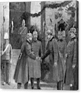 George V (1865-1936) Acrylic Print