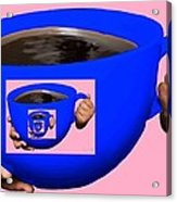 Good Morning Coffee Acrylic Print