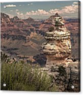 Grand Canyon Acrylic Print by Cindy Rubin
