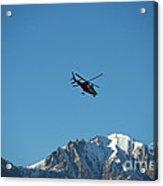 Helicopter Acrylic Print