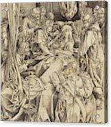 Israhel Van Meckenem German, C. 1445 - 1503 Acrylic Print