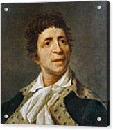 Jean-paul Marat (1743-1793) Acrylic Print