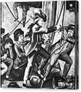 John Paul Jones (1747-1792) Acrylic Print