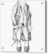 John Wilkes (1727-1797) Acrylic Print