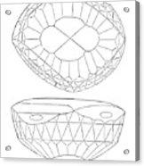 Koh-i-noor Diamond Acrylic Print