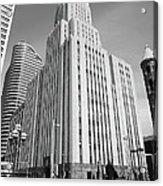 Minneapolis Skyscrapers Acrylic Print