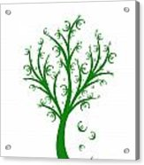 Money Tree Acrylic Print