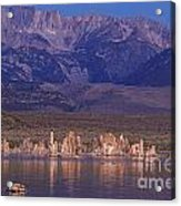 Mono Lake California Acrylic Print