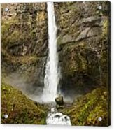 Multnomah Falls Series Acrylic Print