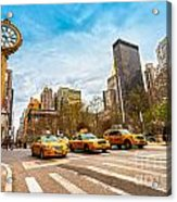 New York City  Acrylic Print