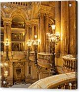 Palais Garnier Interior Acrylic Print