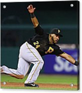 Pittsburgh Pirates V St. Louis Cardinals Acrylic Print