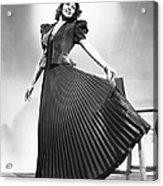 Rita Hayworth, Columbia Portrait, Circa Acrylic Print