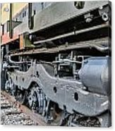 Seaboard Engine Acrylic Print