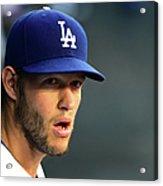 St Louis Cardinals V Los Angeles Dodgers 5 Acrylic Print