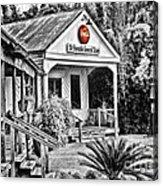 The Burnside General Store Acrylic Print