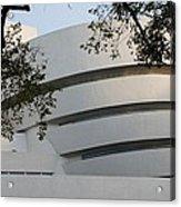 The Guggenheim Acrylic Print