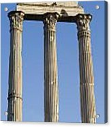The Roman Forum Acrylic Print