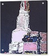 Tower Theatre Acrylic Print