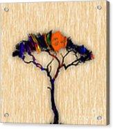 Tree Wall Art Acrylic Print