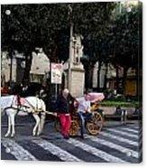 Views From Sorrento Italy Acrylic Print