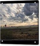 Ghost Riders In The Sky - 500050  Acrylic Print