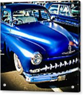 52 Ford Mercury Acrylic Print by Phil 'motography' Clark