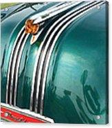 52 Pontiac Acrylic Print