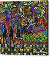 525 600 Minutes - Color Acrylic Print