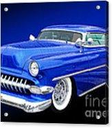 53 Chevy Acrylic Print