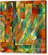 53 Doors Acrylic Print