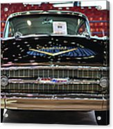 '57 Chevy Bel Air Show Car Acrylic Print