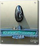 57 Ford Thunderbird  Acrylic Print