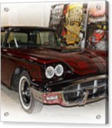 '57 Thunderbird Acrylic Print