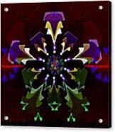 5x5 Synthesis 8 Acrylic Print